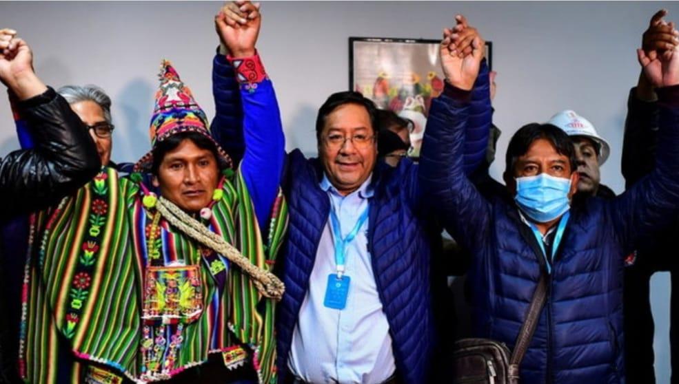 Bolivia: ¡El PIE saluda la bella victoria del MAS! - Party of the European Left